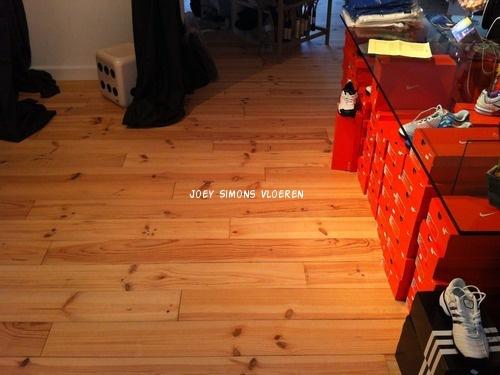 schuren en oli235n houten vloer totaalprijs � 59500 incl