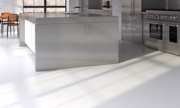 Gietvloer Keuken Plaatsen : Trendy betonlook gietvloer voor elke ruimte in huis – Vakman Pagina